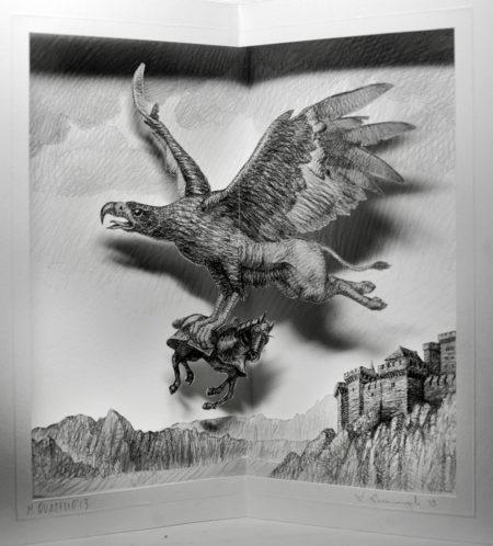 Maurizio Quarello manuale di zoologia fantastica 10