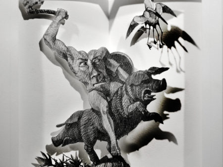 Maurizio Quarello manuale di zoologia fantastica 09