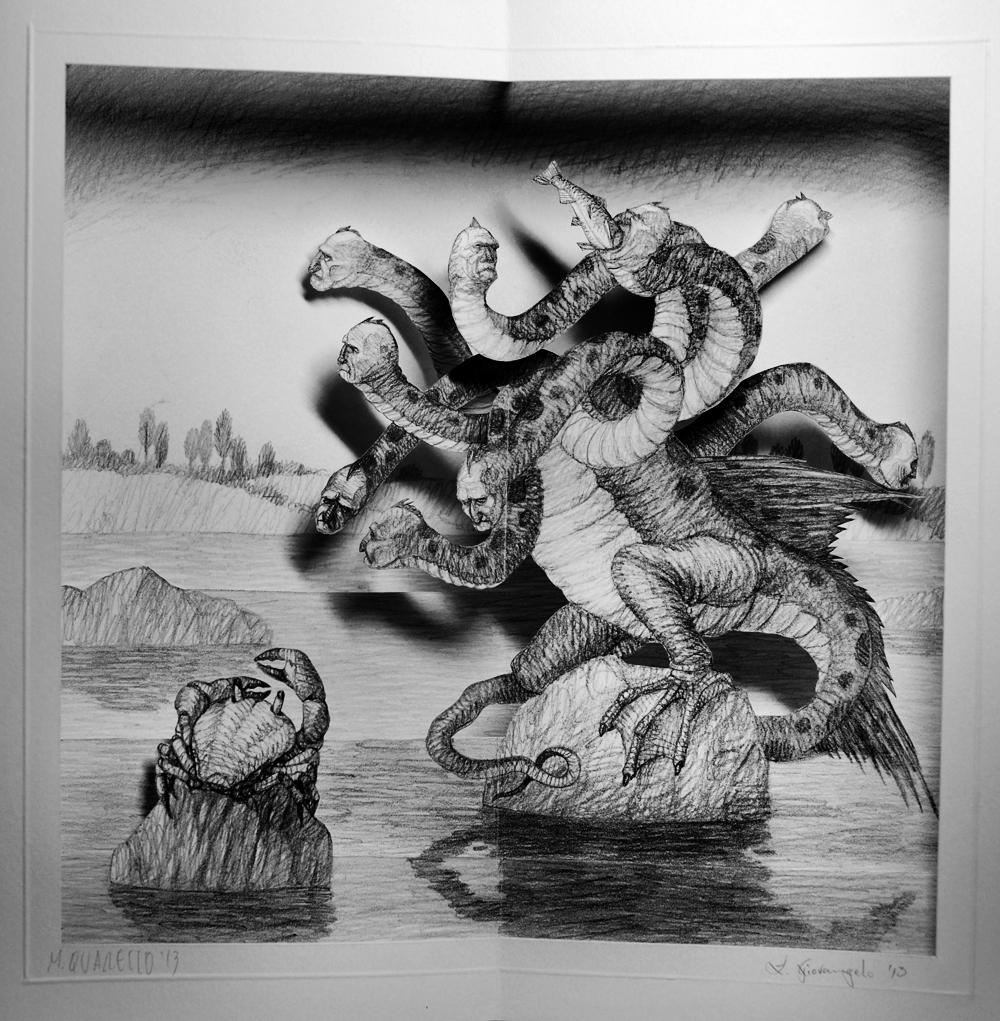 Maurizio Quarello manuale di zoologia fantastica 06