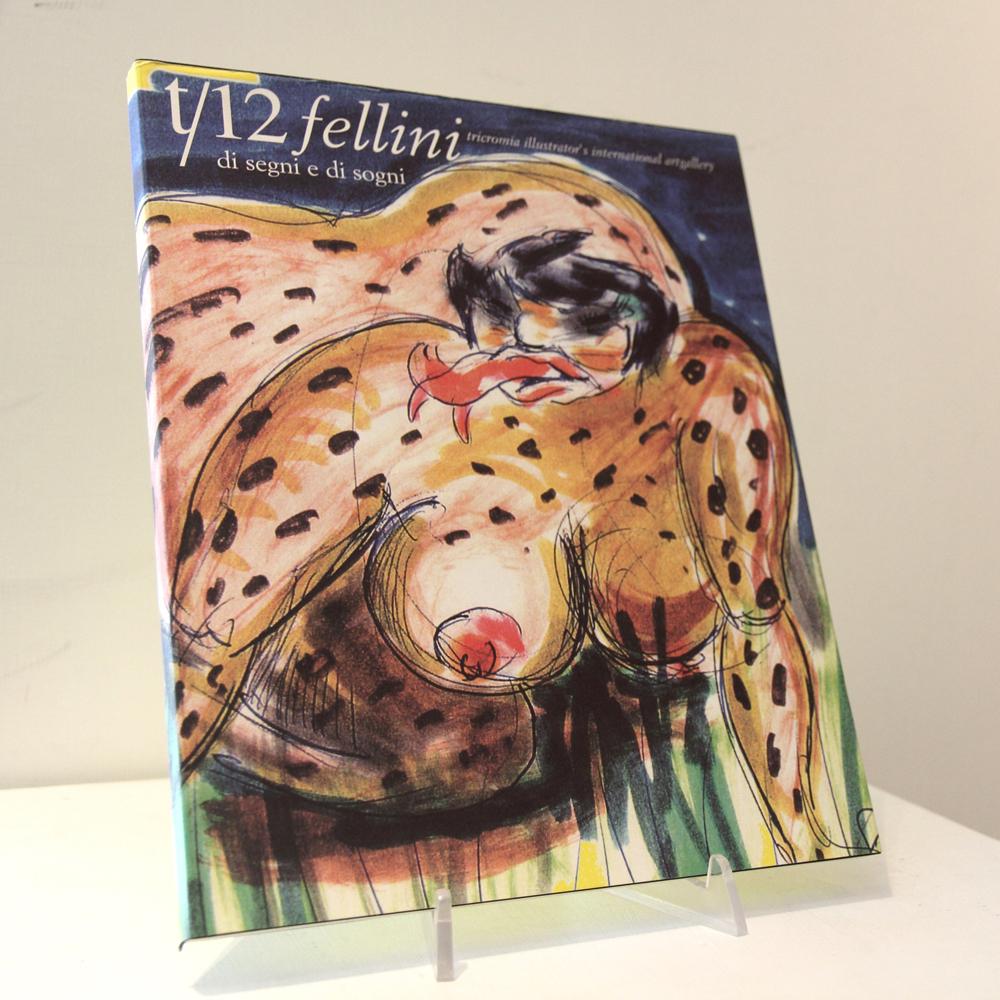 T/12 Federico Fellini Di segni e di sogni