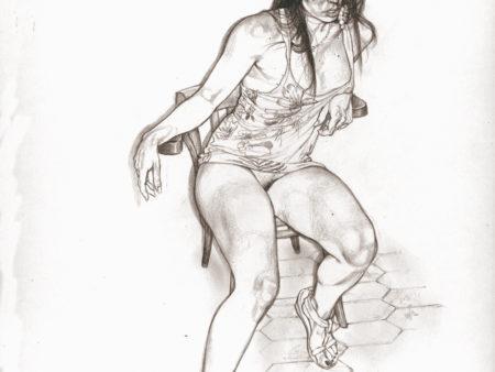 Riccardo Mannelli A. Parlando proprio di corpo 21
