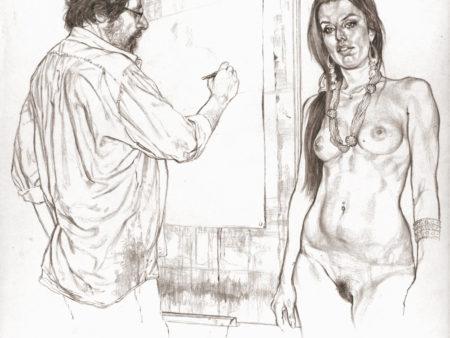 Riccardo Mannelli A. Parlando proprio di corpo 38