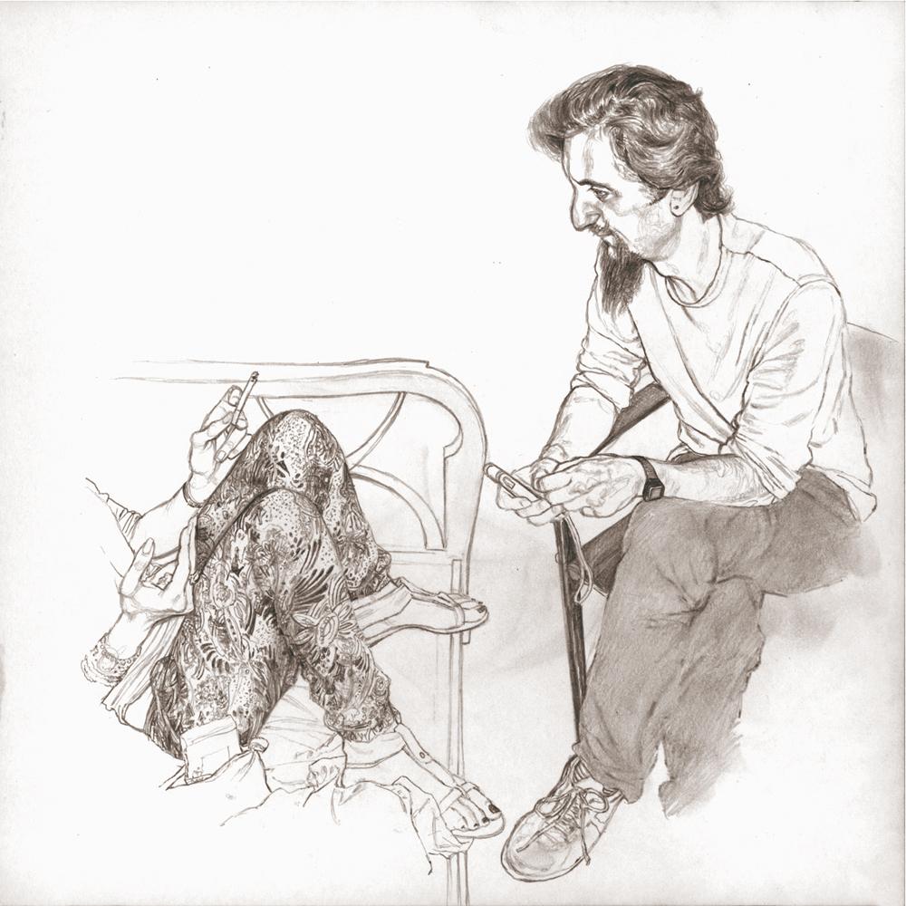 Riccardo Mannelli A. Parlando proprio di corpo 40
