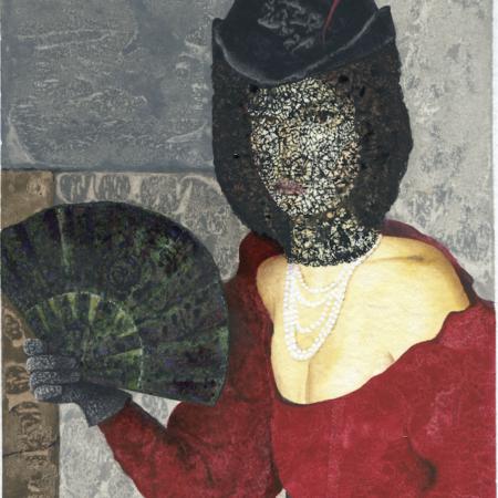 Las aventuras de Thibaud de la Jacquière (Charles Nodier) carboncino cm 28x22