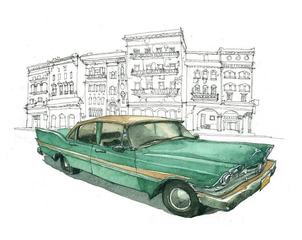 Cuba Car € 300