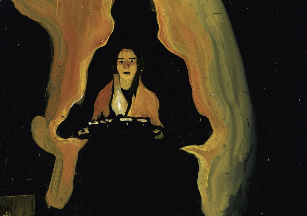 Il fumetto noir del giovane disegnatore Ahmed Ben Nessib, «L'assassino è sempre più confuso», si distingue particolarmente per una nuova potente attitudine alla sperimentazione nel disegno