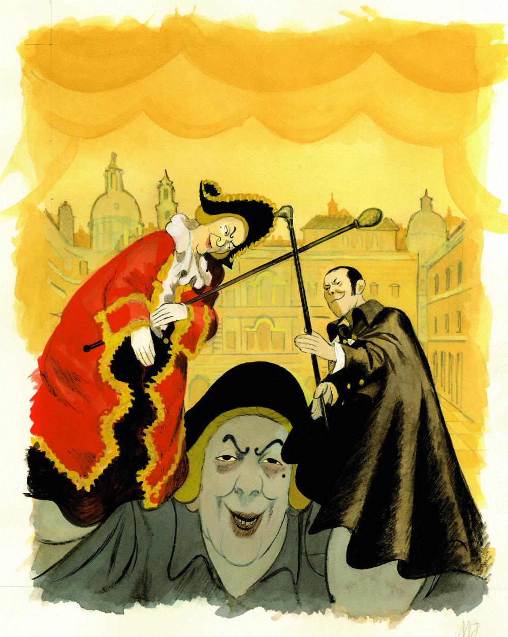 Perdersi a Roma con Mercurio Loi. Le copertine di Manuele Fior